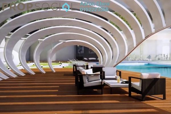 For Sale Apartment at Skypod, Bandar Puchong Jaya Freehold Unfurnished 3R/2B 610k