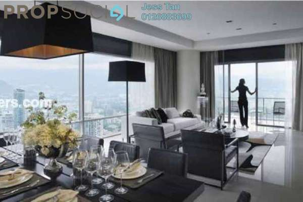 For Rent Serviced Residence at Pavilion Residences, Bukit Bintang Leasehold Fully Furnished 3R/3B 11k