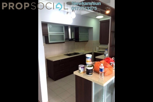 For Rent Condominium at Park Avenue, Damansara Damai Leasehold Semi Furnished 3R/2B 1.2k