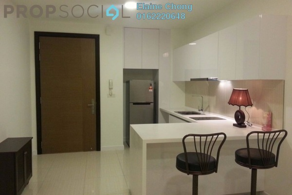 For Sale Condominium at The Elements, Ampang Hilir Freehold Fully Furnished 1R/1B 520k