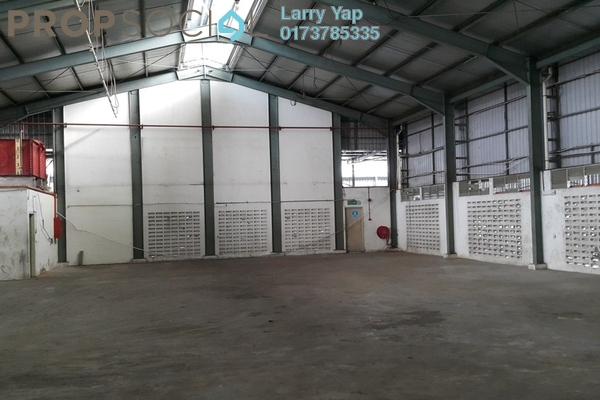 For Sale Factory at Kinrara Industrial Park, Bandar Kinrara Leasehold Unfurnished 2R/4B 8.7m
