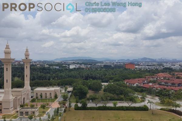 For Rent SoHo/Studio at Suria Jelutong, Bukit Jelutong Freehold Semi Furnished 1R/1B 1k