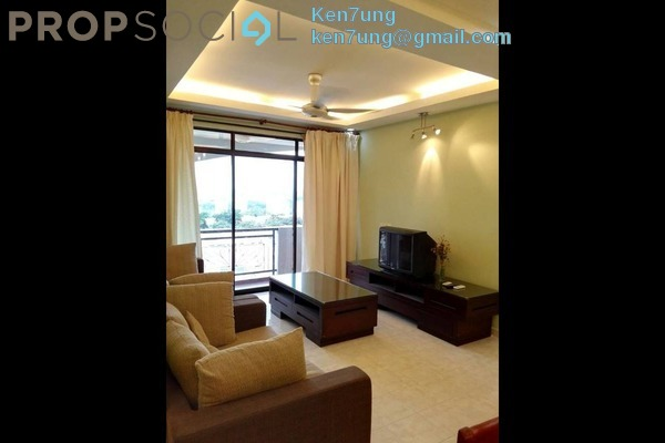 For Rent Condominium at Sunrise Garden, Sungai Ara Freehold Fully Furnished 3R/2B 1.4k
