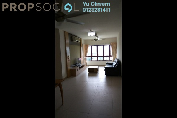 For Rent Condominium at Savanna 1, Bukit Jalil Freehold Fully Furnished 3R/2B 2.5k