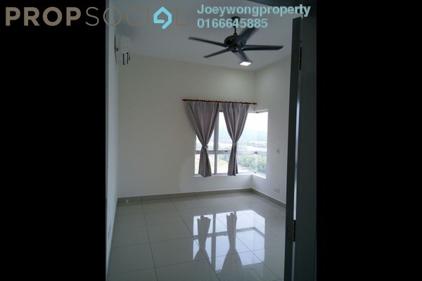 For Rent Condominium at The Wharf, Puchong Leasehold Semi Furnished 2R/2B 1.1k