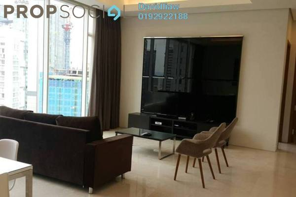 For Rent Condominium at Vipod Suites, KLCC Freehold Fully Furnished 2R/2B 8k