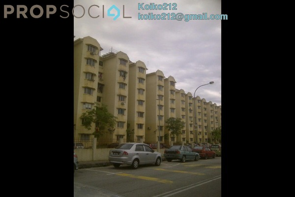 For Sale Apartment at Subang Suria, Subang Leasehold Unfurnished 3R/2B 220k