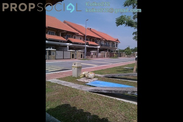 For Rent Terrace at Canting, Alam Impian Freehold Unfurnished 5R/4B 1.6千