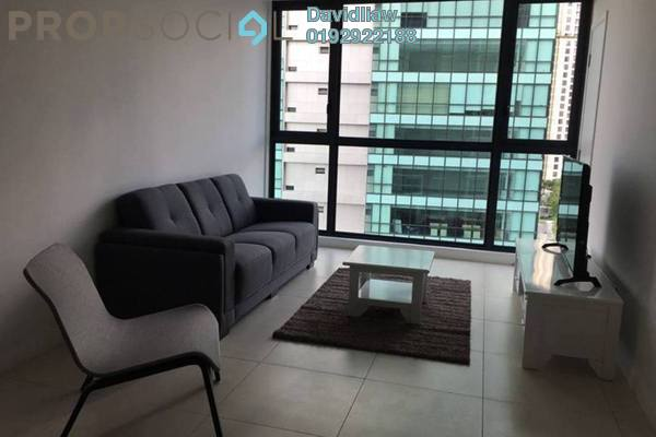 For Rent Condominium at Three28 Tun Razak, KLCC Freehold Fully Furnished 1R/1B 4k