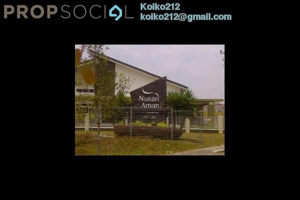 For Sale Terrace at Bandar Sri Sendayan, Seremban Freehold Unfurnished 3R/2B 350.0千