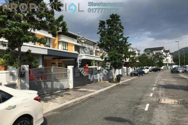 For Rent Terrace at Sutera Damansara, Damansara Damai Leasehold Unfurnished 4R/3B 1.6k