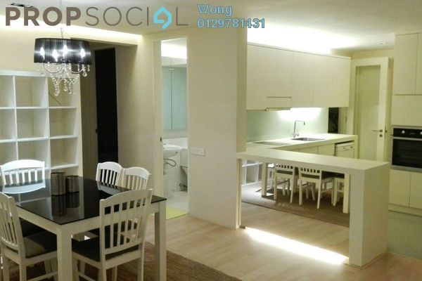 For Rent Condominium at Casa Indah 1, Tropicana Leasehold Fully Furnished 2R/3B 3.2k