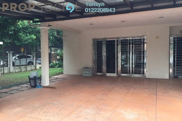 For Sale Terrace at Sunway SPK Damansara, Kepong Freehold Semi Furnished 4R/3B 2.65m
