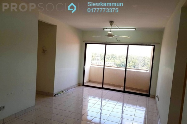 For Rent Apartment at Palm Spring, Kota Damansara Leasehold Unfurnished 3R/2B 1.2k