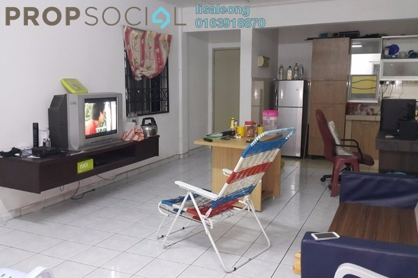For Sale Apartment at Makmur Apartment, Bandar Sunway Leasehold Semi Furnished 3R/2B 300k