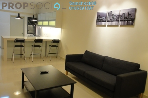 For Sale Condominium at Setia Walk, Pusat Bandar Puchong Freehold Fully Furnished 2R/2B 580k