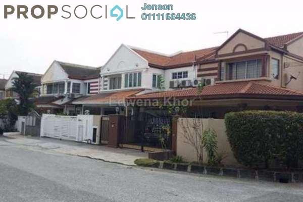 For Sale Terrace at USJ 11, UEP Subang Jaya Freehold Semi Furnished 4R/3B 865k