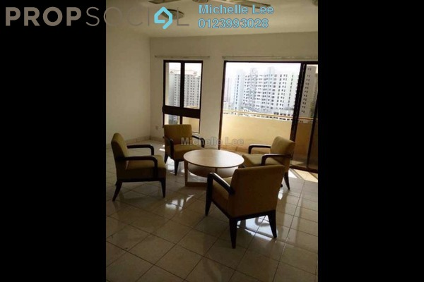 For Rent Condominium at Palm Spring, Kota Damansara Leasehold Semi Furnished 2R/2B 1.5k
