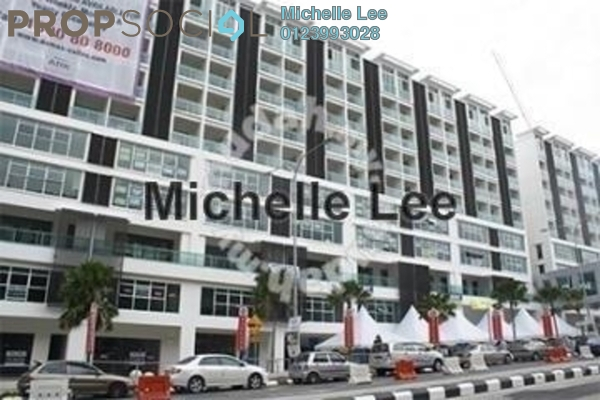 For Rent Serviced Residence at Plaza Damas, Sri Hartamas Freehold Fully Furnished 1R/1B 1.7k