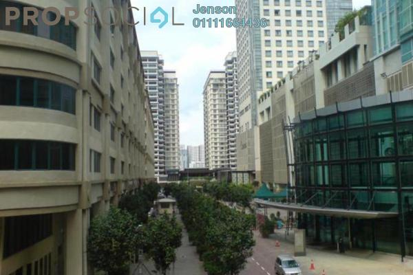 For Sale Office at The Boulevard, Mid Valley City Leasehold Unfurnished 0R/0B 2.84m