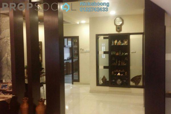 For Sale Terrace at Taman Bangsar, Bangsar Freehold Semi Furnished 5R/4B 2.8m