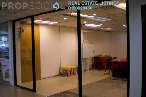 For Rent Shop at Albakri Court, Ampang Hilir Freehold Semi Furnished 0R/1B 2.5k
