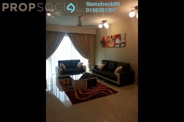 For Rent Condominium at myHabitat, KLCC Freehold Fully Furnished 3R/2B 5k