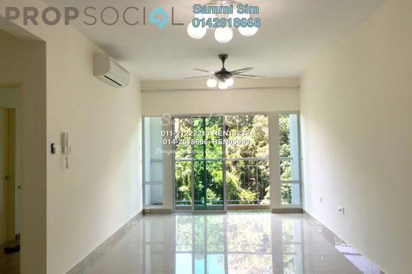For Rent Condominium at Metropolitan Square, Damansara Perdana Leasehold Semi Furnished 3R/2B 2.3k