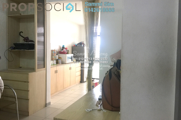 For Sale Townhouse at Park Villa, Bandar Bukit Puchong Freehold Semi Furnished 3R/2B 558k