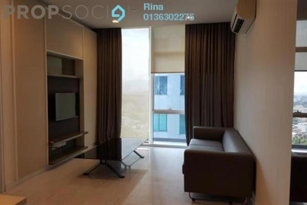 For Rent Serviced Residence at Platinum Suites, KLCC Freehold Fully Furnished 2R/2B 4.2k