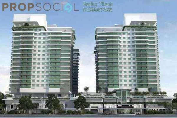 For Sale Condominium at The Regina, UEP Subang Jaya Leasehold Semi Furnished 3R/2B 700k