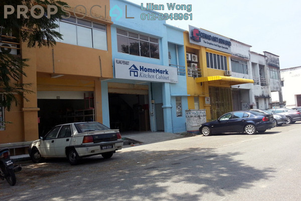 For Rent Factory at Taman Meranti Jaya, Puchong Freehold Unfurnished 0R/0B 3.2k