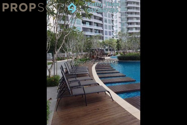 For Rent Condominium at Tropicana Grande, Tropicana Leasehold Semi Furnished 3R/4B 9k