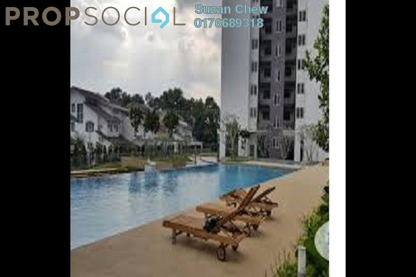 For Sale Condominium at Casa Green, Cheras South Freehold Unfurnished 5R/4B 718k
