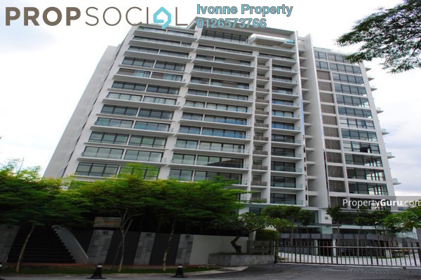 For Sale Condominium at Ken Bangsar, Bangsar Freehold Semi Furnished 3R/4B 2.31m