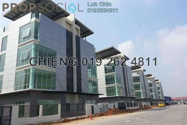 For Rent Shop at Taman Klang Jaya, Klang Freehold Unfurnished 0R/1B 10k