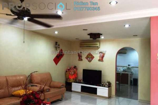 For Sale Terrace at Bayuemas, Klang Freehold Semi Furnished 4R/5B 648k