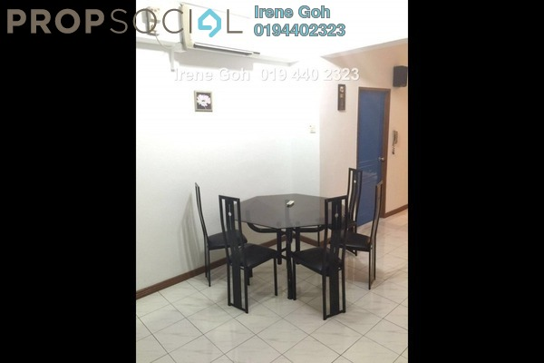For Sale Condominium at Sunny Ville, Batu Uban Freehold Fully Furnished 3R/2B 460k