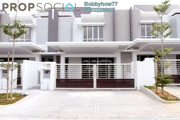 For Sale Terrace at Forest Heights, Seremban Freehold Unfurnished 5R/4B 590k