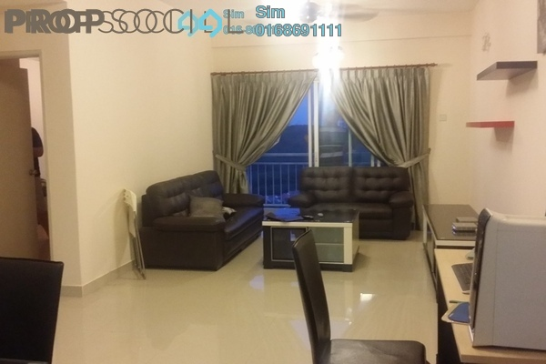 For Rent Condominium at Cova Suite, Kota Damansara Leasehold Fully Furnished 3R/2B 2.3k