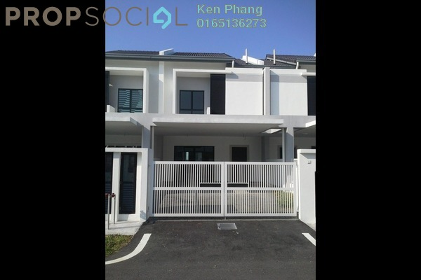 For Sale Terrace at Taman Nilai Perdana, Nilai Freehold Unfurnished 4R/3B 558k