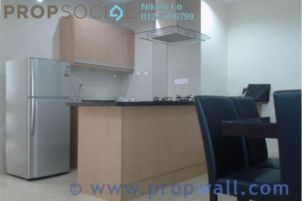 For Rent Serviced Residence at 231 TR, KLCC Freehold Fully Furnished 1R/1B 2.4千