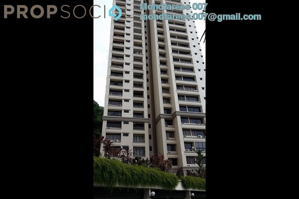 For Rent Condominium at Miami Green, Batu Ferringhi Freehold Fully Furnished 3R/2B 2.2k
