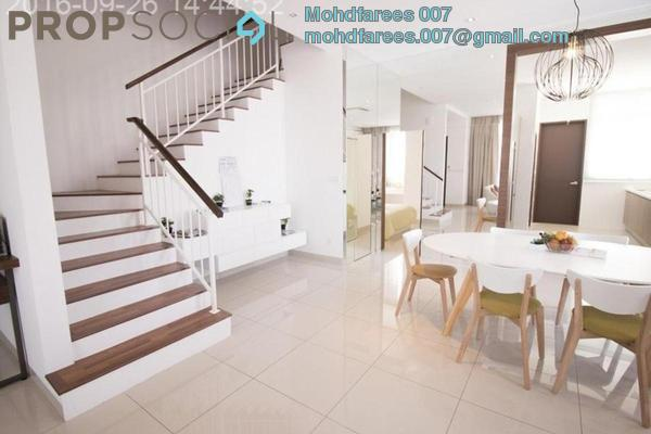 For Sale Terrace at Minden Heights, Gelugor Freehold Fully Furnished 5R/4B 1.65m