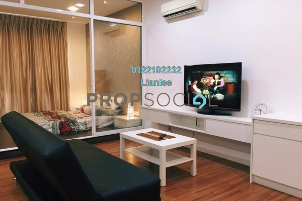For Sale Condominium at You Residences @ You City, Batu 9 Cheras Freehold Fully Furnished 1R/1B 430k