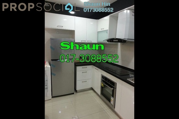 For Rent Condominium at Hijauan Saujana, Saujana Freehold Semi Furnished 1R/1B 1.7k