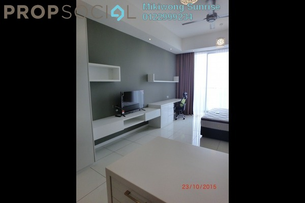 For Rent Serviced Residence at M Suites, Ampang Hilir Freehold Fully Furnished 0R/1B 2k