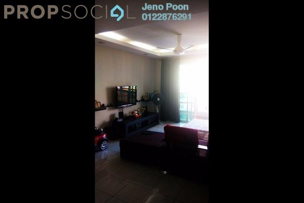 For Sale Condominium at Sterling, Kelana Jaya Leasehold Semi Furnished 3R/2B 839k