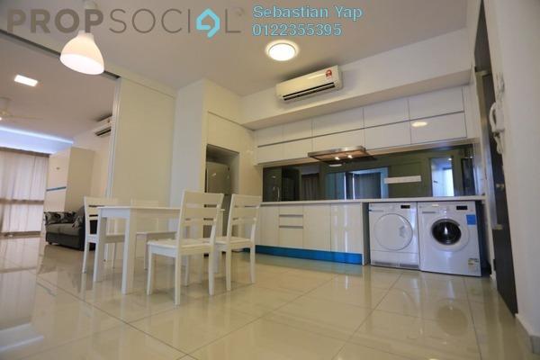 For Rent Condominium at Latitud 3, Petaling Jaya Leasehold Fully Furnished 2R/2B 2.5k