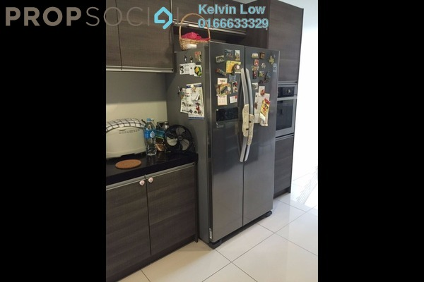 For Sale Terrace at Lake Fields, Sungai Besi Leasehold Semi Furnished 5R/4B 1.1m